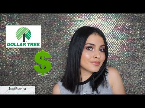 Full Face Using DOLLAR TREE makeup l JustBianca thumbnail