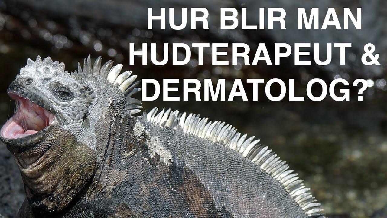 vad gör en dermatolog