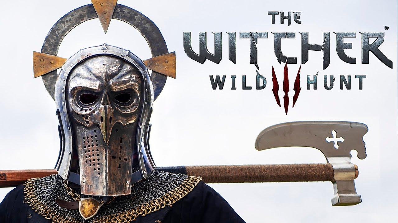Карантир. Делаю стальной шлем из Ведьмак Дикая Охота!