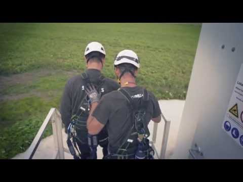Siemens Windpower - Werken als service technician
