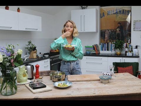 Tess Ward Shows You How To Cook The BEST Ever Kedgeree | Tatler UK