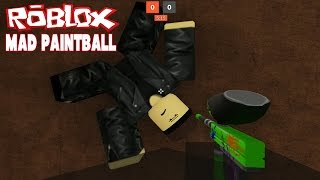 Roblox: Mad Paintball