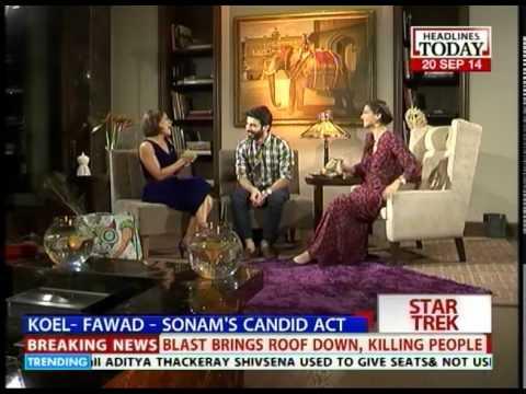 Star Trek: Fawad Khan: I am in love with my wife