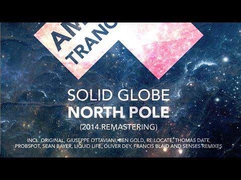 "Solid Globe ""North Pole"" (Original)"