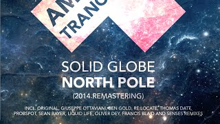 "Solid Globe ""North Pole"" (Original)"