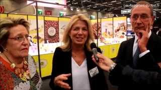 Salon du Chocolat 2015 - Sylvie Douce -  Bertrand Delanoë - Madame Bonnat