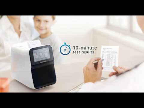 Samsung LABGEO PT10, Smart Blood Analyser