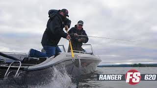 Ranger 620FS On Water Footage