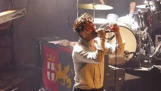 Jack Savoretti 'Greatest Mistake' live @ Melkweg Amsterdam Netherlands May 1 2019