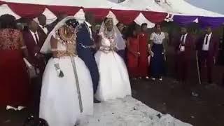 Man who wedded Two wife's in kajiado