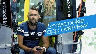 Snowcookie Smart Ski Tracker - App Review