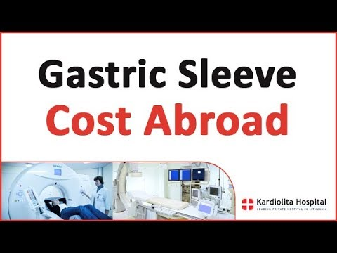 Gastric Sleeve Cost - Main Reason For Choosing Sleeve Gastrectomy Surgery Abroad