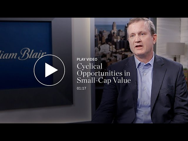 Cyclical Opportunities in Small-Cap Value