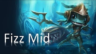 Fizz Mid Lane Gameplay - Patch 9.18 (League of Legends Gameplay)
