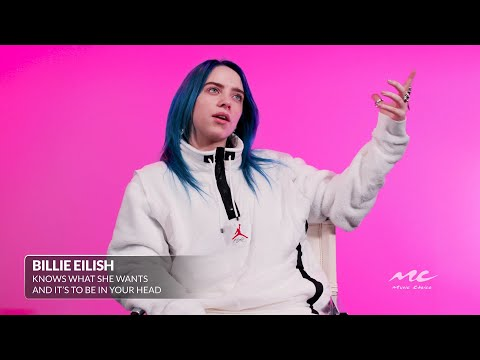 Billie Eilish on Going for What She Wants