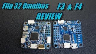 Flip 32 Omnibus F3 & F4 Review