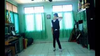 C-CLOWN Shaking Heart Dance Cover