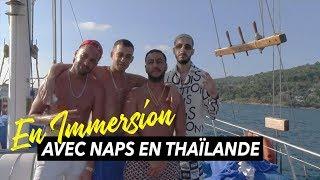 En immersion en Thaïlande avec Naps, Lacrim, Mister You, AM, Rk, Seth Gueko, Glk, Bakyl