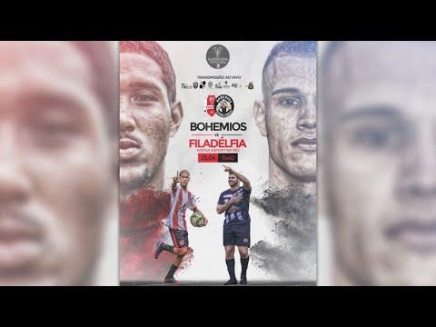 Semifinal Supercopa 2020/2021 - Bohemios x Filadélfia