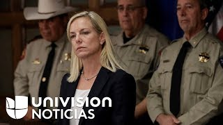 Nueva secretaria de Seguridad Nacional alaba la ley SB4 y pide seguir el ejemplo de Texas