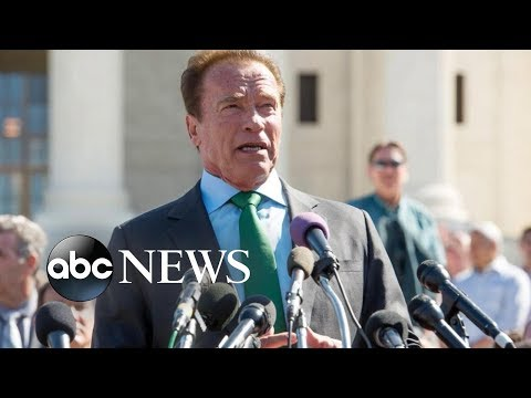Arnold Schwarzenegger recovering after open-heart surgery