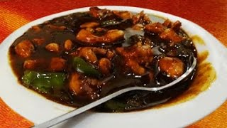 Chilli Chicken Gravy - How to make Gravy Chilli Chiken By Home Kitchen Video thumbnail