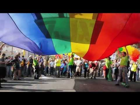UNAIDS message on Int'l day against Homophobia & Transphobia