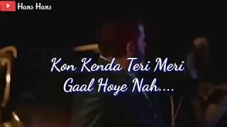 New Punjabi Sad Song Whatsapp Status Video | New Sad Status 2019