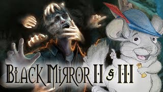 Black Mirror 2 & 3 PC Review - Adventure Game Geek: Episode 20