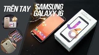 Mở hộp và trên tay Samsung Galaxy J6 2018: Rẻ nhưng vẫn hiện đại!