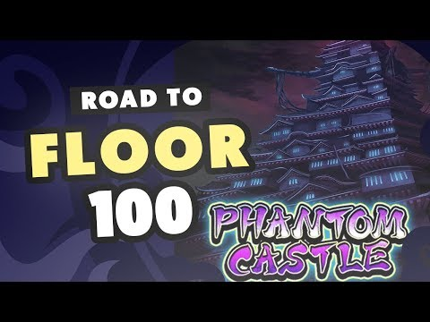 Road to Floor 100 in Phantom Castle!   Ask me Questions   I started listening to Baby Metal today...