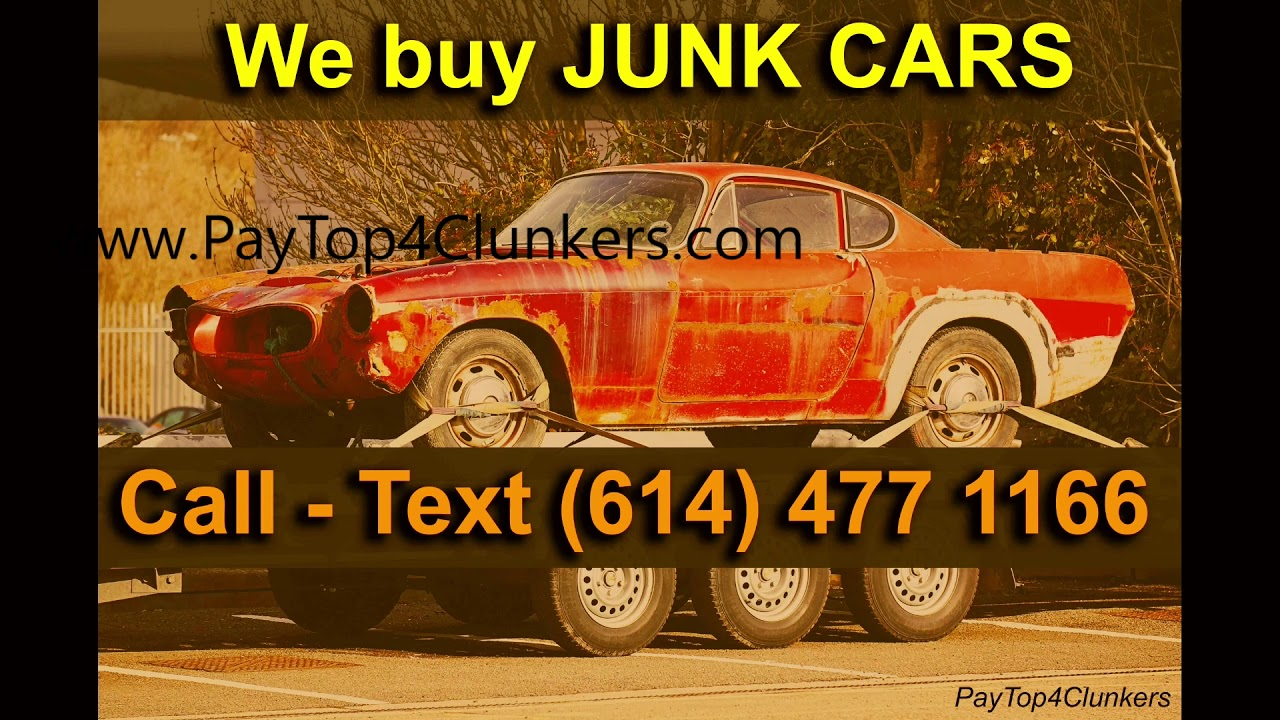 Awesome Buy Junk Cars Columbus Ohio Embellishment - Classic Cars ...