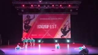 Монстр под кроватью - Детский коллектив современного танца Эдванс Advance