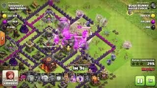 Clash of clans 3 stelle facili facili  th10