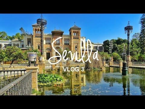 Sevilla Parque Maria Luisa Plaza Espana Triana World Wanderista