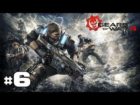 Gears Of War 4 - Coop Let's Play w/ Kilira #6 [FR]