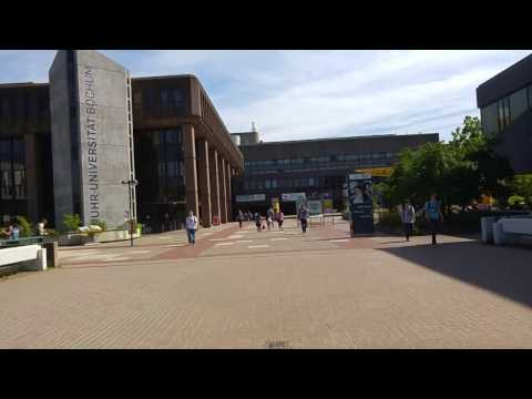 Studying in Germany at Ruhr University Bochum