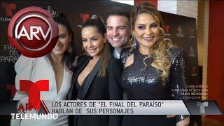 El Final del Paraíso celebra por lo alto su regreso | Al Rojo Vivo | Telemundo