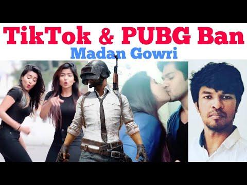 TikTok and PUBG