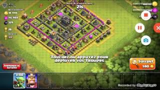 Clash of clans comment avoir rapidement de l élixir #2 tuto