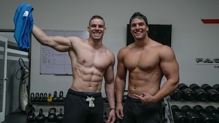 Training With The Vegan BEAST! | Jon Venus COLLAB!