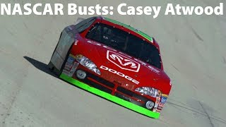 Nascar Busts: Casey Atwood