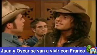 Pasión De Gavilanes Juan Y Oscar Se Van A Vivir Con Franco