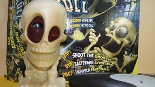 Игрушка Джонни Череп. Интерактивная игрушка JOHNNY THE SKULL