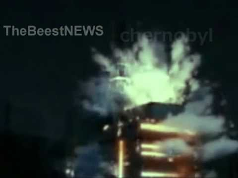 Catastrofe de Chernobyl accidente nuclear