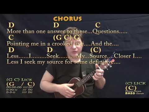Closer to Fine (Indigo Girls) Ukulele Cover Lesson in G with Chords/Lyrics