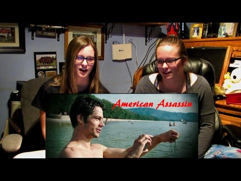 Thumbnail: American Assassin OFFICIAL Trailer Reaction and Review!!