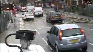 Level Crossing Awareness Day in Crawley  24th Oct 2012