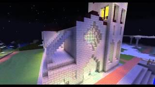 Minecraft City 14