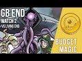 Budget Magic: GB End vs Living End (Match 2)